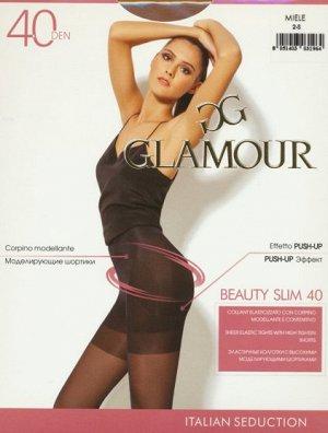 Колготки классические, Glamour, Beauty Slim 40