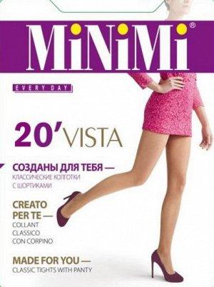 Колготки классические, Minimi, Vista 20