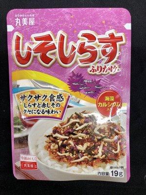 Приправа к рису Фурикаке SHISOSHIRASU 19g