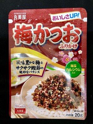 Приправа к рису Фурикаке KATSUO 20g