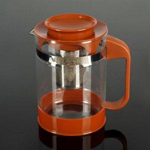 Чайник заварочный «Шоколад», 1,25 л
