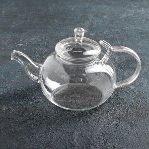 Чайник заварочный «Горгона», 800 мл, с металлическим ситом
