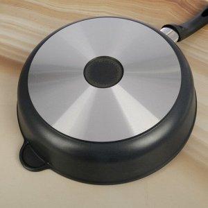 Сковорода «Домашняя», d=28 см