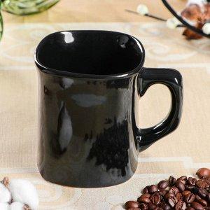 """Кружка кофейная """"Black"""", 0.3 л"""