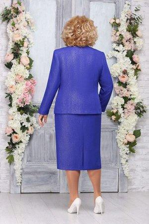Женский комплект жакет и платье