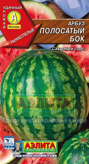 Арбуз Полосатый бок /Аэлита/цп