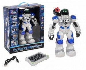 """Робот инеракт.""""BeBoy"""" управляется р/у, голосом, жестами, понимает голосовые команды, стрелет,"""