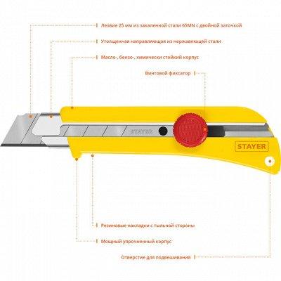 Инструменты и расходники — Ножи, лезвия — Инструменты