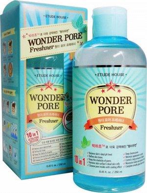 Многофункциональный тоник 10 в 1 Etude House Wonder Pore Freshner