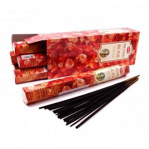 Благовония Precious ROSE Любимая Роза HEM Hexa уп-6шт аромат чайной розы уп 6 шт