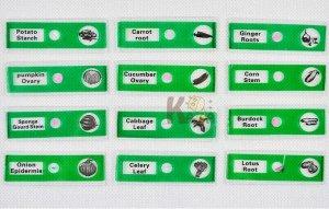 Набор образцов для микроскопа