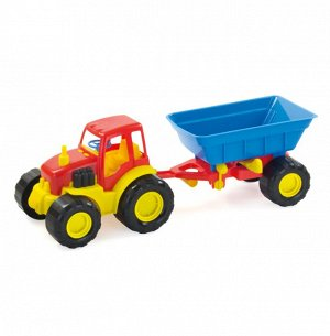 Трактор с прицепом серии ACTIVE  15-5229