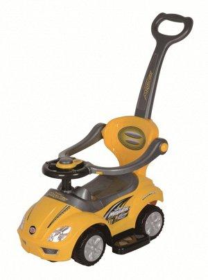 """Машина для катания детей Толокар """"CHILOK BO"""" 381 (желтый)"""