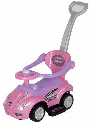 """Машина для катания детей Толокар """"CHILOK BO"""" 381 (розовый)"""