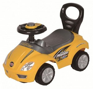"""Машина для катания детей Толокар """"CHILOK BO"""" 381А (желтый)"""
