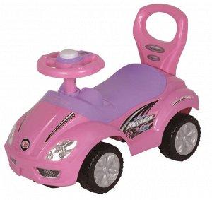 """Машина для катания детей Толокар """"CHILOK BO"""" 381А (розовый)"""