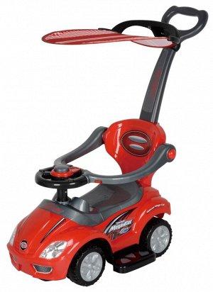 """Машина для катания детей Толокар """"CHILOK BO"""" 381С (красный)"""