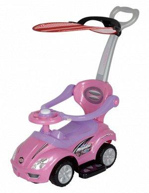 """Машина для катания детей Толокар """"CHILOK BO"""" 381С (розовый)"""