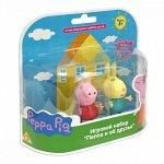 """Игровой набор """"Пеппа и Ребекка"""" т.м. Peppa Pig"""