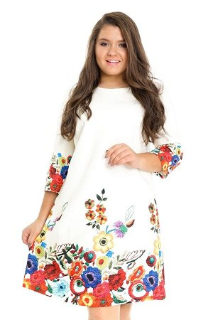 Платье-4363