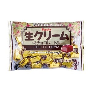 FURUTA  Шоколадные конфеты с кремовой начинкой 184 гр.