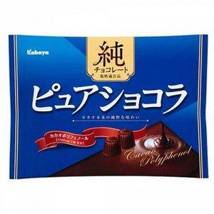 KABAYA Натуральный молочный шоколад 1/24шт. 162 гр.