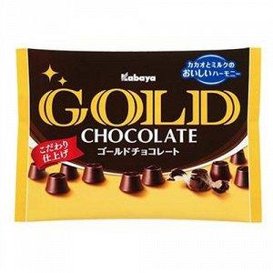 KABAYA Шоколад молочный Голд, 183 гр.