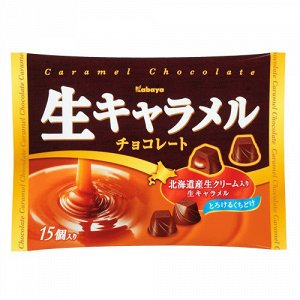 KABAYA Шоколадные конфеты с карамельной начинкой 111 гр.