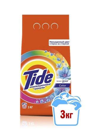 Стиральный порошок TIDE Color Lenor Scent (3 кг)