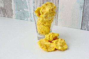 Ананас сушеный натуральный 0,5 кг