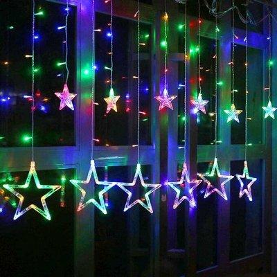 Новый год к нам мчится: Гирлянда светодиодная всего 99 р. — Гирлянды от 78 р — Все для Нового года