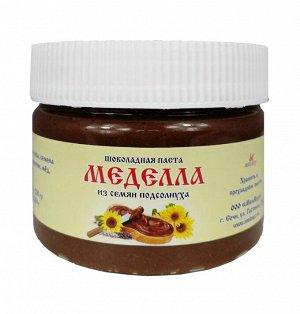 Паста шоколадная Меделла из семян подсолнуха 230 гр.