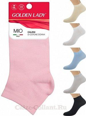 Носки женские хлопковые Golden Lady Mio