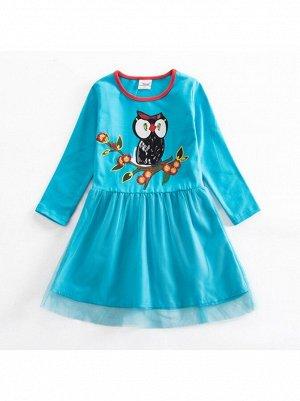 Платье Nova LH6252 blue