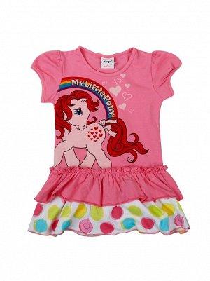 Платье Nova Q9110 pink