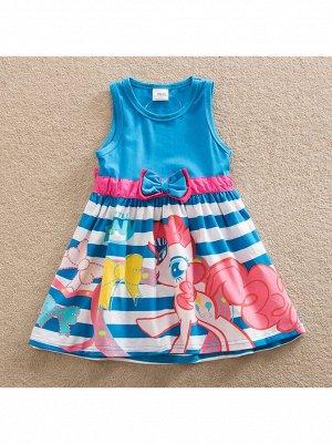 Платье Nova SH5698 blue