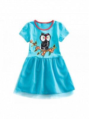 Платье Nova SH6252 blue