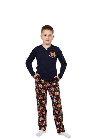 """Пижама детская """"Лисенок"""" для мальчиков"""
