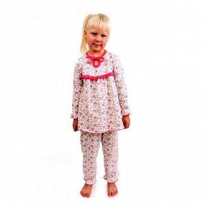 Пижама Ткань: футер Состав: 100% хлопок