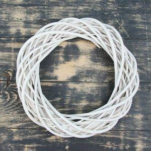 Кашпо «Кольцо», 30?6 см, ива