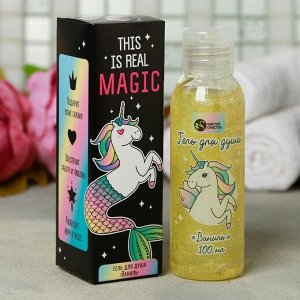 Гель для душа This is real magic: ваниль