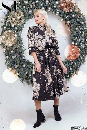 Платье 56114