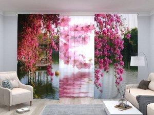 Комплект: Цветы в китайском парке + Сакура