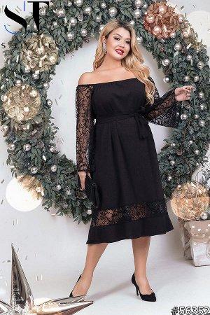 Платье 56352