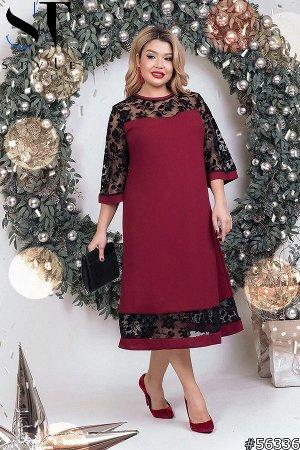 Платье 56336