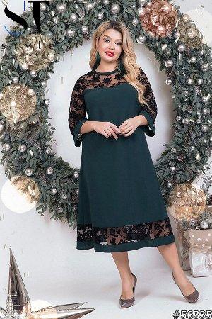 Платье 56335