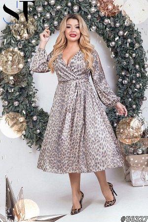 Платье 56327