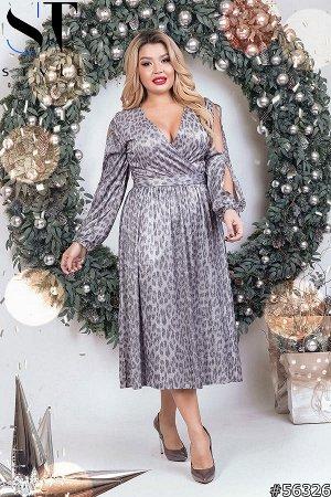 Платье 56326