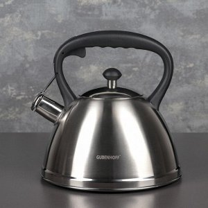 Чайник со свистком «Фериде», 3,2 л, индукция