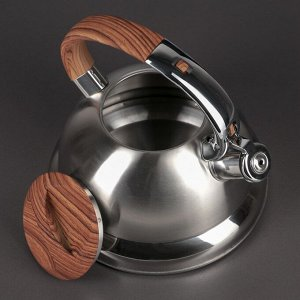 Чайник со свистком «Алхен», 3 л, индукция